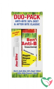 After Bite Duo Pack after bite & anti-bite spray 30% deet