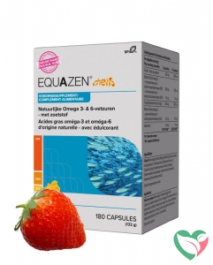 Equazen Eye q chews omega 3- & 6-vetzuren