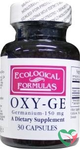 Ecological Form Germanium oxy ge