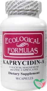 Ecological Form Kaprycidin A 325 mg EC formulas