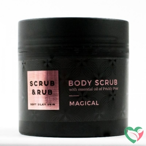 Scrub & Rub Body scrub magical