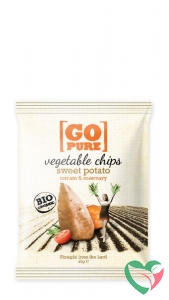 Go Pure Chips sweet potato & rosemary