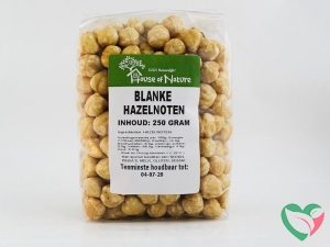 House Of Nature Blanke hazelnoten