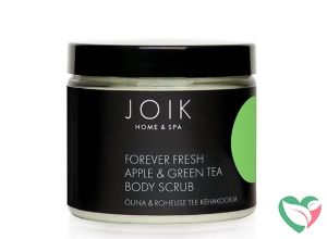 Joik Bodyscrub forever fresh apple & green tea