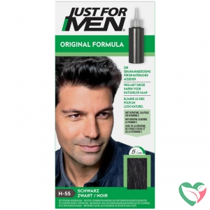 Just For Men Zwart H55