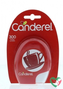 Canderel Zoetjes dispenser