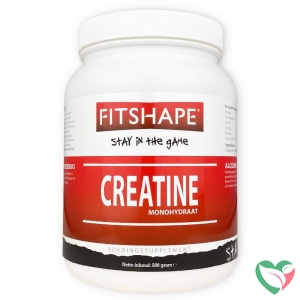 Fitshape Creatine monohydraat
