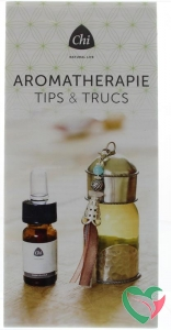 CHI Brochure over aromatherapie