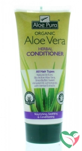 Optima Aloe pura organic aloe vera conditioner herbal