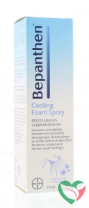 Bepanthen Cooling foam spray
