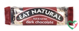 Eat Natural Cranberry & macadamia dark chocolate