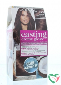 Loreal Casting creme gloss 415 Iced chestnut