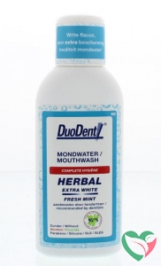 Duodent Mondwater herbal