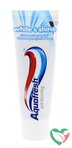 Aquafresh Tandpasta white & shine