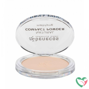 Benecos Compact powder porcellaine