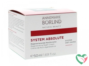 Borlind System absolute nacht creme