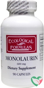 Ecological Form Monolaurine 600 mg