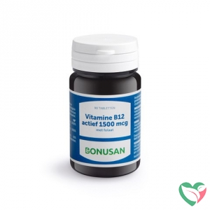 Bonusan Co enzym B12 1500 mcg plus