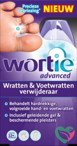 Wortie Wrattenverwijderaar advanced