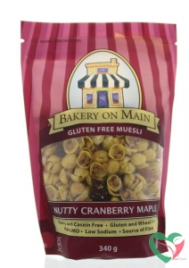 Bakery On Main Muesli nutty cranberry
