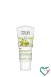 Lavera Hand & nagelcreme/cuticle 2 in 1 olive mini F-D