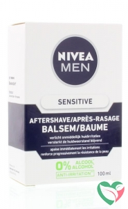 Nivea Men aftershave balsem sensitive