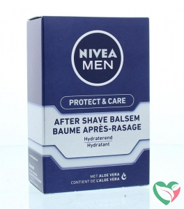Nivea Men aftershave herstellende balsem