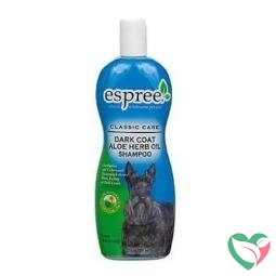 Espree Dark coat aloe oil shampoo