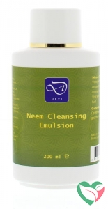 Devi Neem cleansing emulsion