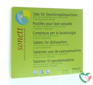 Sonett Vaatwasmachine tablet