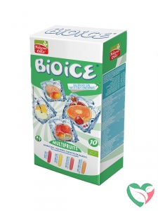 Finestra Bio ice pops multi fruit