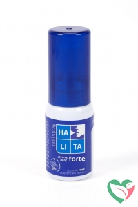 Halita Mondspray 24 uur mini