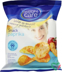 Weight Care Snack paprika