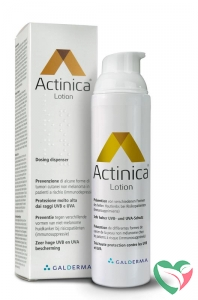 Actinica Actinica lotion SPF50+