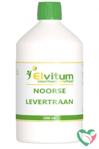 Elvitaal Levertraan