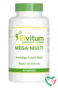 Elvitaal Mega multi
