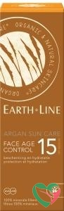 Earth-Line Argan bio sun face F15