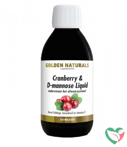 Golden Naturals Cranberry liquid