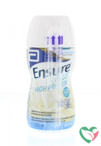 Ensure Plus high protein vanille