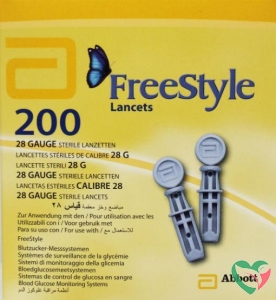 Freestyle Lancet