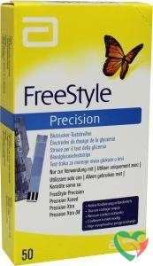 Freestyle Precision teststrip