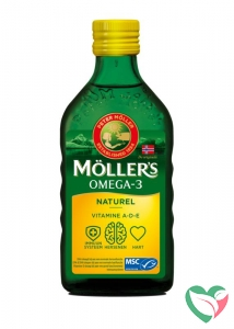 Mollers Omega-3 levertraan naturel