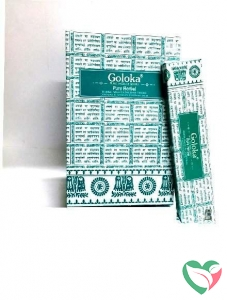 Goloka Wierook goloka pure herbal