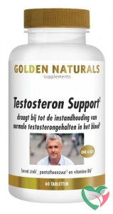 Golden Naturals Testosteron support