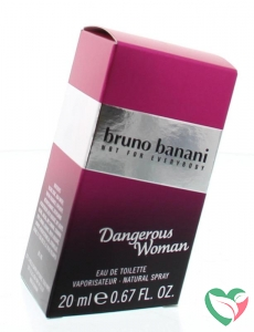 Bruno Banani Danger woman eau de toilette