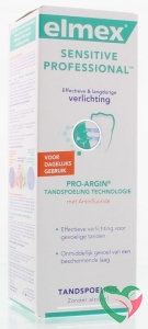 Elmex Tandspoeling sensitive professional