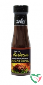 2BSLIM Barbecuesaus