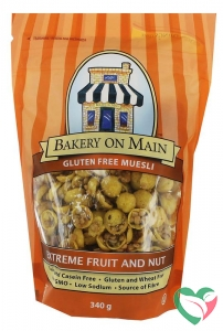 Bakery On Main Muesli extreme fruit & nut