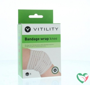 Essentials Bandage knie wrap H&F