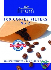 Finum Koffiefilters no. 2